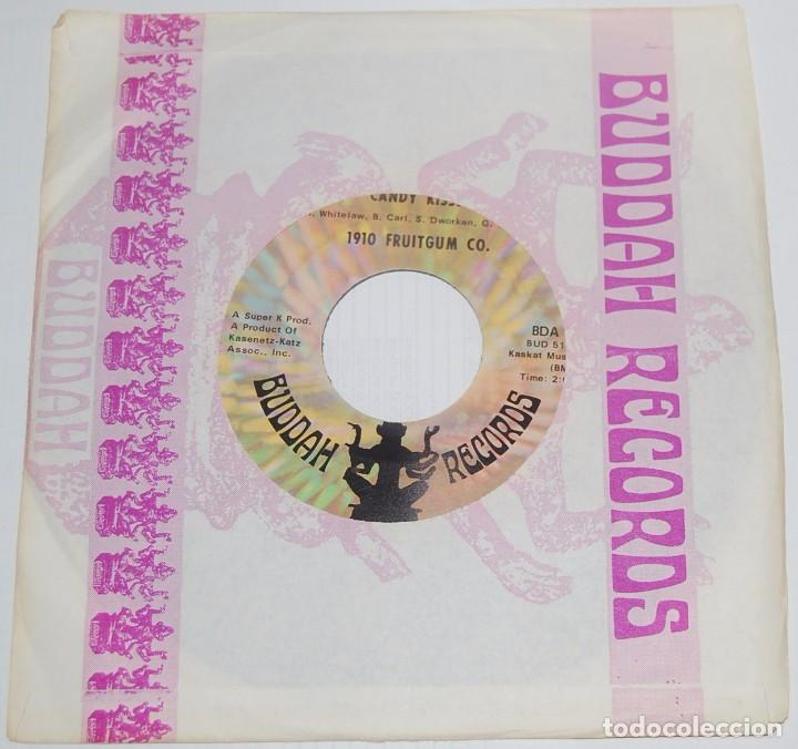 Discos de vinilo: SINGLE - 1910 FRUITGUM CO. - GOODY GOODY GUMDROPS / CANDY KISSES - BUDDAH RECORDS 1968 USA - Foto 2 - 77217669