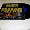 Discos de vinilo: MARY POPPINS WALT DISNEYS LP. 1976 DISNEYLAND RECORDS. EN INGLÉS. Lote 77233849