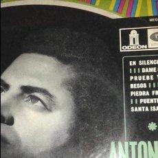 Discos de vinilo: ANTONIO MOLINA -EP -FRANCIA . Lote 77253353