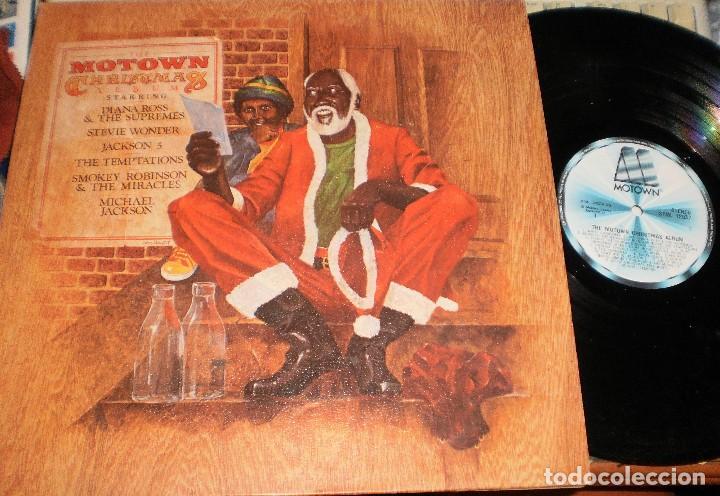 Motown Christmas Music.The Motown Christmas Album Lp Inglaterra Michael Jackson Jacksons 5 Etc