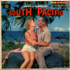 Discos de vinilo: RODGERS & HAMMERSTEIN - SOUTH PACIFIC - EP US - RCA VICTOR EPA-4211. Lote 77300357