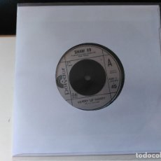 Discos de vinilo: SINGLE SHAM 69 - HURRY UP HARRY - POLYDOR UK 1978 VG+. Lote 77300821