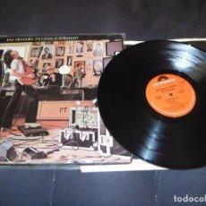 Discos de vinilo: PAT TRAVERS - PUTTING IT STRAIGHT LP. Lote 77308265