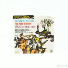 Discos de vinilo: EP DOWN BY THE RIVERSIDE. PEE WEE ERWIN AND THE DIXIE STRUTTERS. HISPAVOX. UNITED ARTIST. M/M. Lote 57525143