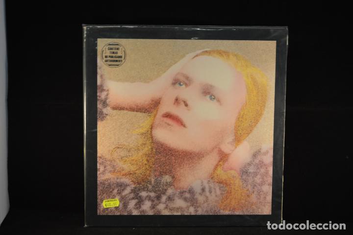 DAVID BOWIE - HUNKY DORY (A PEDIR DE BOCA) - LP (Música - Discos - LP Vinilo - Pop - Rock - Extranjero de los 70)