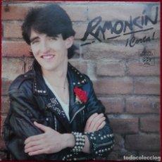 Discos de vinilo: RAMONCIN LP CORTA, AÑO1982, CON ENCARTES INTERIORES. Lote 77337929