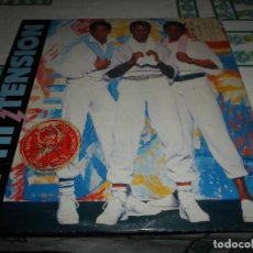 Discos de vinilo: HI TENSION RAT RACE. Lote 77338901