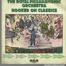 Discos de vinilo: THE ROYAL PHILHARMONIC ORCHESTRA SINGLE SELLO RCA VICTOR AÑO 1981 EDITADO EN ESPAÑA. Lote 77350997