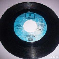 Discos de vinilo: SINGLE DE LOS INFELICES. CUERPOS Y ALMAS. EDICION EMI DE 1972. PORTADA GENERICA. Lote 77352041