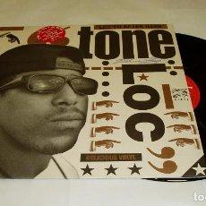 Discos de vinilo: TONE LOC LOC ED AFFER DARK LP 1989. Lote 77397477