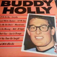 Discos de vinilo: BUDDY HOLLY LP VINILO ROCK ROCK AND ROLL. Lote 77399365