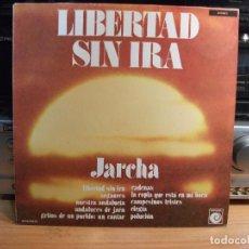 Discos de vinilo: JARCHA LIBERTAD SIN IRA LP SPAIN 1983 PDELUXE . Lote 77402561
