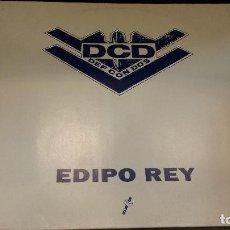 Discos de vinilo: MUSICA LP MAXI DEF CON DOS EDIPO REY CELTAS CORTOS GENTE IMPRESENTABLE DIFICIL PA. Lote 77422201