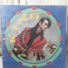 Discos de vinilo: KING STEPS IN TIME . Lote 77422241