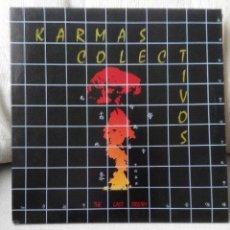 Discos de vinilo: KARMAS COLECTIVOS. Lote 77425197