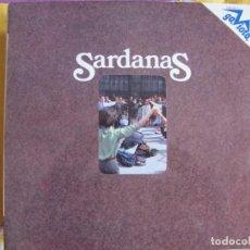Discos de vinilo: LP - SARDANAS - COBLA LA PRINCIPAL DE GERONA (SPAIN, DISCOS GAVIOTA 1973). Lote 77431433