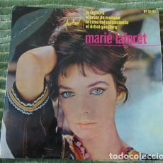 Discos de vinilo: MARIE LAFORÊT – LA TERNURA + 3 - EP 1964. Lote 77439665