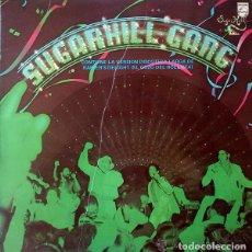 SUGARHILL GANG, RAPPER'S DELIGHT (El Gozo Del Rollista) Maxi-single Spain 1980