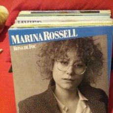 Discos de vinilo: MARINA ROSSELL-ROSA DE FOC. Lote 77456413