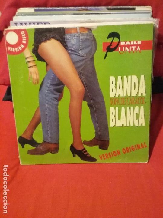 BAILE PUNTE -SOPA DE CARACOL MAXI SINGLE (Música - Discos de Vinilo - Maxi Singles - Grupos y Solistas de latinoamérica)