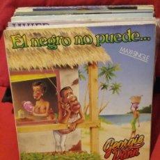 Discos de vinilo: GEORGIE DANN-EL NEGRO NO PUEDE. Lote 77456825
