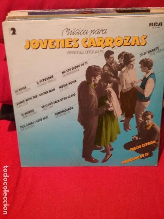 JOVENES CARROZAS VOL2 (Música - Discos - LP Vinilo - Canción Francesa e Italiana)