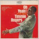 Discos de vinilo: TIMMIE ROGERS / YOU BETTER GO NOW + 3 (EP 1965). Lote 77467353