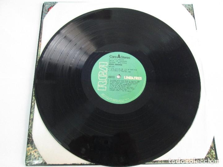 Discos de vinilo: DISCOS DE VINILO. JHON DENVER: I WANT TO LIVE. SPIRIT. POEMS, PRAYERS & PROMISES. VER FOTOGRAFIAS - Foto 8 - 77468373