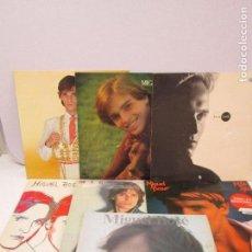 Discos de vinilo: DISCOS DE VINILO. MIGUEL BOSE. SIETE ALBUNES. VER FOTOGRAFIAS ADJUNTAS. Lote 77469013