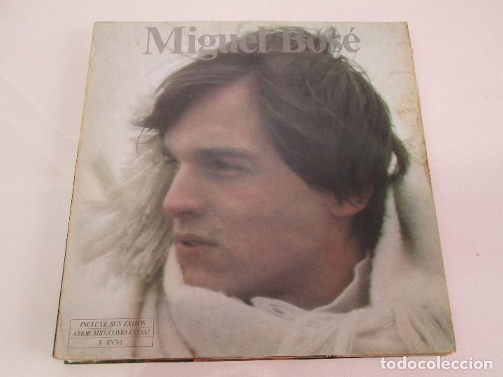 Discos de vinilo: DISCOS DE VINILO. MIGUEL BOSE. SIETE ALBUNES. VER FOTOGRAFIAS ADJUNTAS - Foto 2 - 77469013