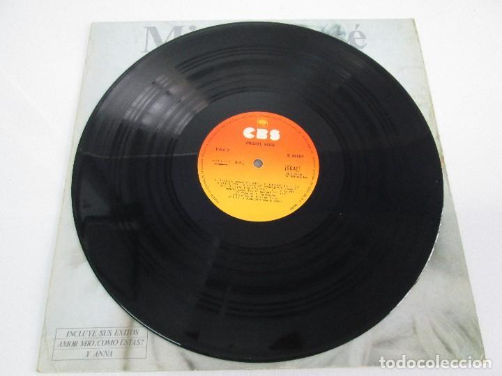 Discos de vinilo: DISCOS DE VINILO. MIGUEL BOSE. SIETE ALBUNES. VER FOTOGRAFIAS ADJUNTAS - Foto 4 - 77469013