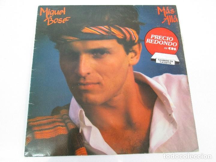 Discos de vinilo: DISCOS DE VINILO. MIGUEL BOSE. SIETE ALBUNES. VER FOTOGRAFIAS ADJUNTAS - Foto 7 - 77469013