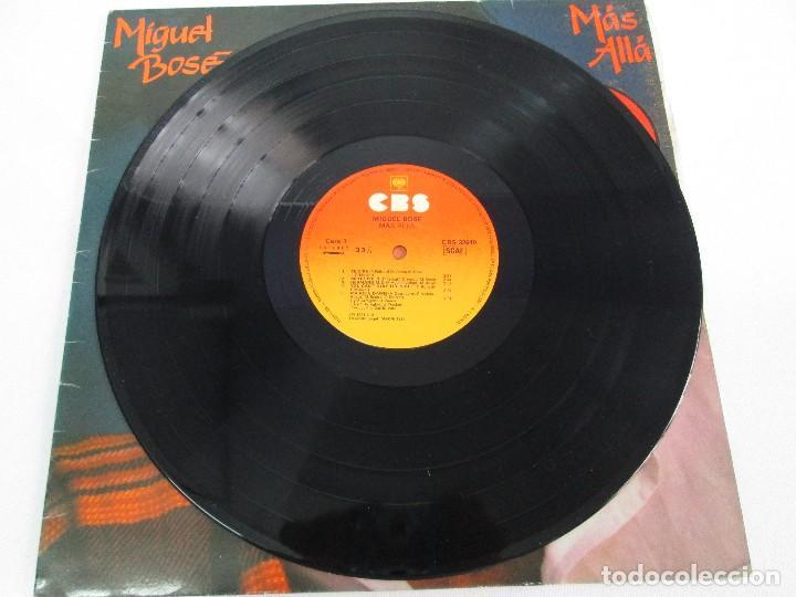 Discos de vinilo: DISCOS DE VINILO. MIGUEL BOSE. SIETE ALBUNES. VER FOTOGRAFIAS ADJUNTAS - Foto 8 - 77469013