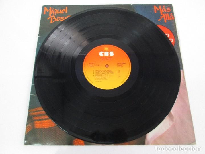 Discos de vinilo: DISCOS DE VINILO. MIGUEL BOSE. SIETE ALBUNES. VER FOTOGRAFIAS ADJUNTAS - Foto 9 - 77469013