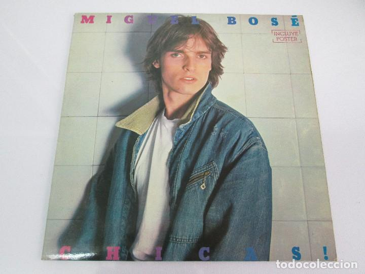 Discos de vinilo: DISCOS DE VINILO. MIGUEL BOSE. SIETE ALBUNES. VER FOTOGRAFIAS ADJUNTAS - Foto 12 - 77469013