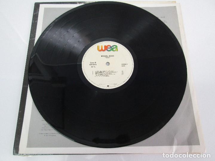 Discos de vinilo: DISCOS DE VINILO. MIGUEL BOSE. SIETE ALBUNES. VER FOTOGRAFIAS ADJUNTAS - Foto 25 - 77469013