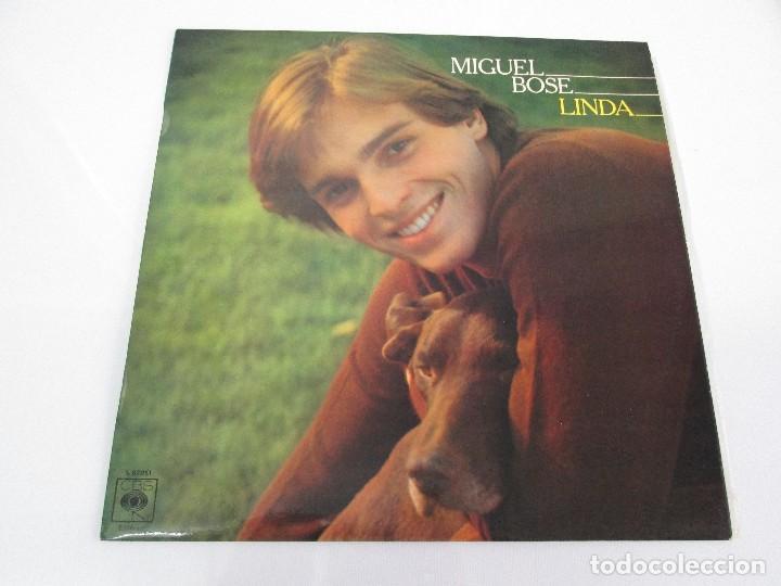 Discos de vinilo: DISCOS DE VINILO. MIGUEL BOSE. SIETE ALBUNES. VER FOTOGRAFIAS ADJUNTAS - Foto 28 - 77469013