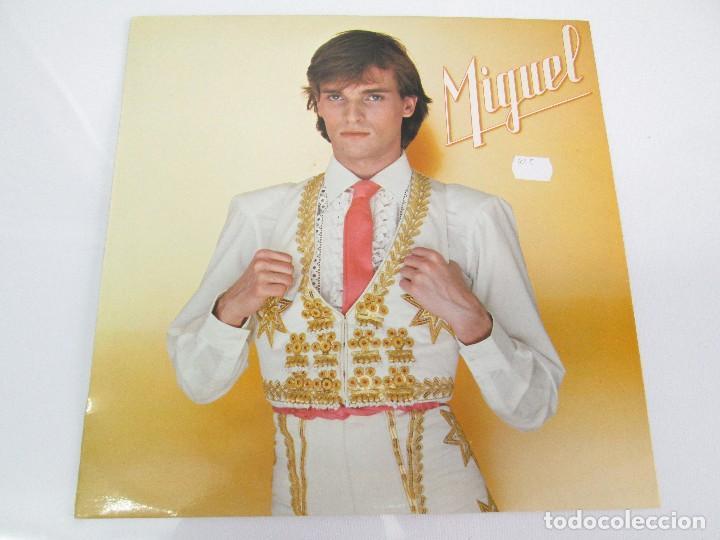 Discos de vinilo: DISCOS DE VINILO. MIGUEL BOSE. SIETE ALBUNES. VER FOTOGRAFIAS ADJUNTAS - Foto 33 - 77469013
