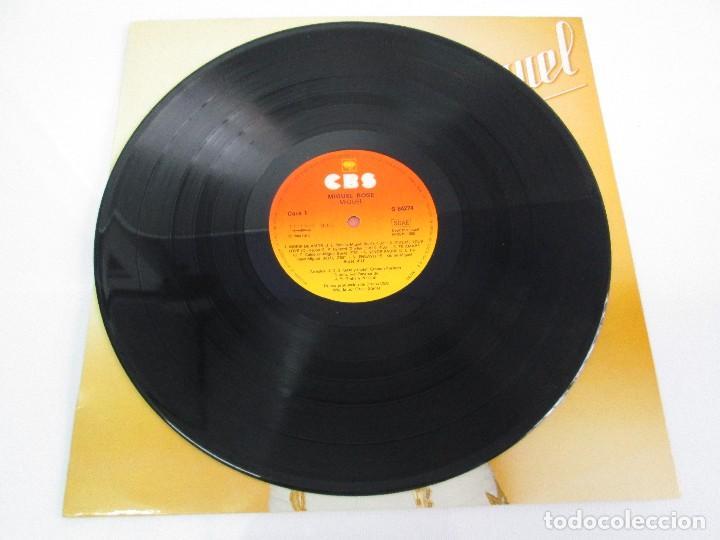 Discos de vinilo: DISCOS DE VINILO. MIGUEL BOSE. SIETE ALBUNES. VER FOTOGRAFIAS ADJUNTAS - Foto 34 - 77469013