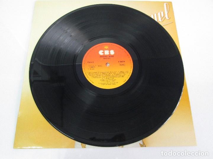 Discos de vinilo: DISCOS DE VINILO. MIGUEL BOSE. SIETE ALBUNES. VER FOTOGRAFIAS ADJUNTAS - Foto 35 - 77469013