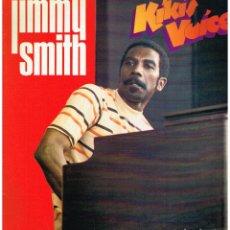Discos de vinilo: JIMMY SMITH - KIKI'S VOICE - LP - ED. ALEMANIA. Lote 77480637