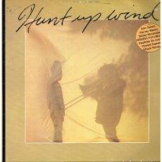 Discos de vinilo: HIROSHI FUKUMURA - HUNT UP WIND - LP 1980 - ED. USA. Lote 77518857