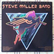 Discos de vinilo: STEVE MILLER BAND THE VERY BEST OF THE ARCADE ROCK POP. Lote 77536529