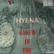 Discos de vinilo: HYENA.. Lote 77553017