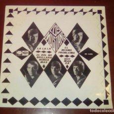 Discos de vinilo: LOS MUSTANG - LA LA LA - EL SOL NO BRILLARA NUNCA MAS + 2 EP - BUEN ESTADO. Lote 77568593