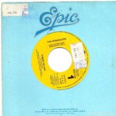Discos de vinilo: THE STRANGLERS - ALWAYS THE SUN - SINGLE. Lote 77569301