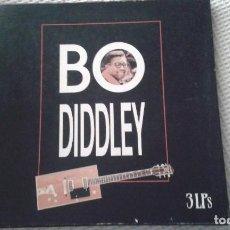 Discos de vinilo: BO DIDDLEY. (3 LPS). Lote 77589681