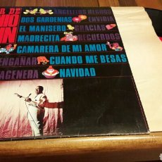 Discos de vinilo: LO MEJOR DE ANTONIO MACHIN:ANGELITOS NEGROS+11 (VER FOTO)LP.12