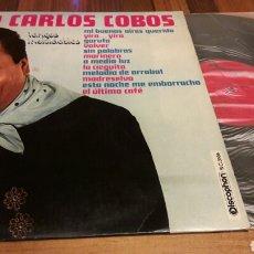 Discos de vinilo: JUAN CARLOS COBOS,TANGOS INOLVIDABLES:MI BUENOS AIRES QUERIDO+11 (VER FOTO)LP.12