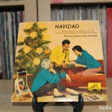 Discos de vinilo: HERMANAS SERRANO/GUARDIOLA -EP- JINGLE BELLS + 3 SPAIN 50'S. Lote 77638165